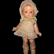Factory Original Effanbee Patsy Jr Composition Doll