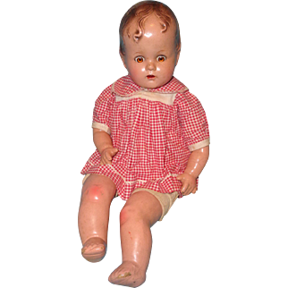 Miracle on 34th Street Composition Baby Doll