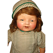 """Adorable Factory Original 24"""" Early Composition Mama Doll"""