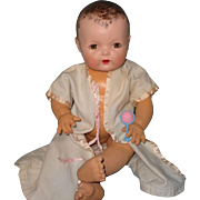"Effanbee Rare  20"" Mold 1 Dy-Dee Lou Baby Doll ~ Precious"