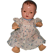 """Sweet Authentic Effanbee Dy-Dee Floral Dimity Dress for 15"""" Baby Doll"""