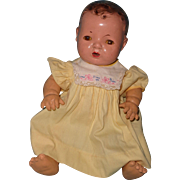 """Effanbee Dy-Dee """"I Love You"""" Dress for 15"""" Baby Doll ~ Adorable"""