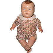 Cute Chubby Toddler Composition Baby Doll