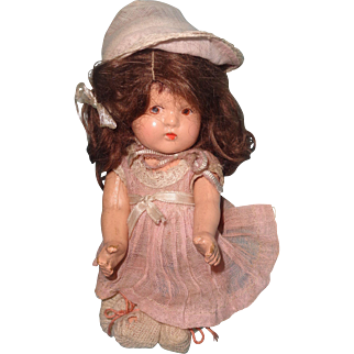 Factory Original Dionne Type Composition Baby Doll ~ Really Cute!
