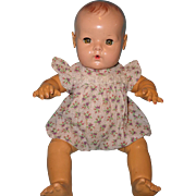 "Authentic Effanbee Dy-Dee Romper for 15"" Baby Doll"