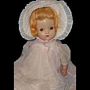 "Precious 22"" Composition Mama Doll"