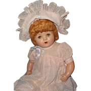 Factory Original Large Composition Mama Doll ~ Very Pretty