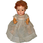 """Authentic Effanbee Dy-Dee Baby Organza Dress for 15"""" Baby Doll"""