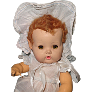 """Effanbee 11"""" Dy-Dee Tosca Colored Hair Baby Doll ~ Beautiful"""