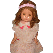 """Effanbee 30"""" Patsy Mae Composition Doll"""