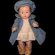 """Cutest Little 8"""" Dionne Composition Doll"""