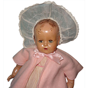 Miracle on 34th Street Composition Baby Doll ~Large