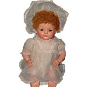 Adorable Factory Original Effanbee Sugar Baby Composition Baby Doll