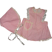 "Effanbee Dy-Dee Lou Sunsuit for 20"" Baby Doll"