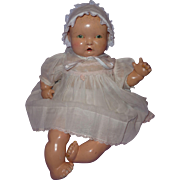 Adorable Effanbee Lambkins Composition Baby Doll
