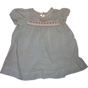 "Sweet Factory Dress for 20"" Dy-Dee or Tiny Tears or Betsy Westy Large Baby Doll"