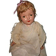 """Beautiful 28"""" Large Composition Mama Doll"""