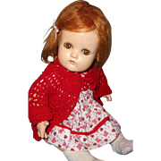 Adorable Madame Alexander Composition Mama Doll