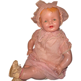 Factory Original Happy Baby Composition Doll ~ Precious