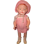 Factory Original Patsy Look A Like Composition Doll ~ Gift Giving Condition