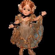 Factory Original Karen Ballerina Composition Doll By Madame Alexander ~ Stunning ~ Think XMAS