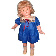 Stunning Patsy Lou Factory Original Composition Doll by Effanbee