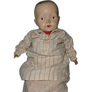 Very Early Effanbee Composition Doll ~1900