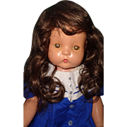 "Effanbee 30"" Patsy Mae Composition Doll"