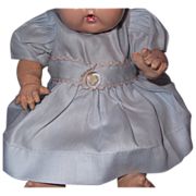 "Beautiful Dress for Effanbee Dy Dee Baby and friends 11"" Doll"