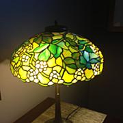 68- Duffner Kimberly leaded lamp