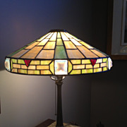 71- Wilkinson leaded lamp