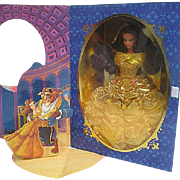 Disney's Beauty and the Beast - Belle - The Signature Collection - First in a Series - Barbie Doll - Mattel