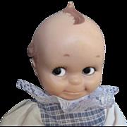 "1967 Cameo ""Kewpie"" Doll - 11"" - J/K"