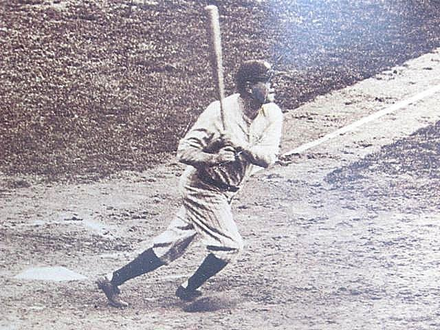 Babe ruth 60th home run picture