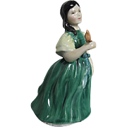 Francine  HN2422 - Royal Doulton Figurine - 1971 - Fine Bone China made in England
