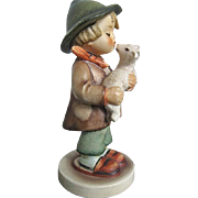 "M.I. Hummel Goebel ""The Lost Sheep"" Figurine -  68/0 - TMK 3 - 1960-72 - W. Germany"
