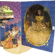 "Barbie ""Belle"" Doll from Disneys Beauty and the Beast - 1996 - made by Mattel - The Signature Collection"