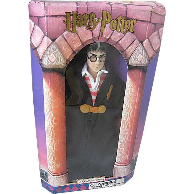 Harry Potter Doll by Gund 7045 - Original Box