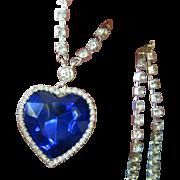 Graziano Eternal love pendant necklace
