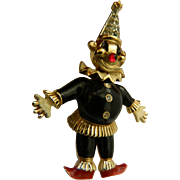 Panetta clown pin