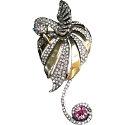 Very rare-Reja Swan pin