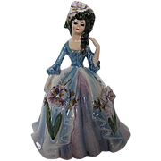 "Vintage Porcelain Lefton figurine ""Linda"" - designed by Marika"
