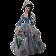 """Vintage Porcelain Lefton figurine """"Linda"""" - designed by Marika"""