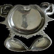 Mid century-Crab shaped seafood platter/bowl