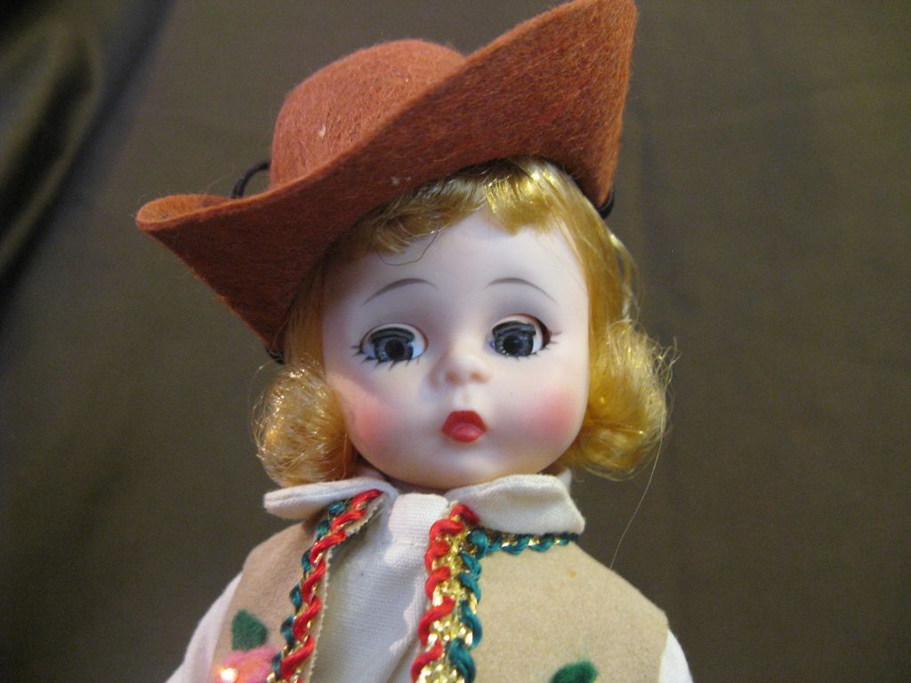 1966 Madame Alexander Cowgirl with Box