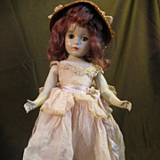 "Madame Alexander Doll. ""MARGARET ROSE"". 14"" Tall"