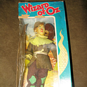 1974 MEGO Scarecrow 8 Inch Wizard of Oz Doll