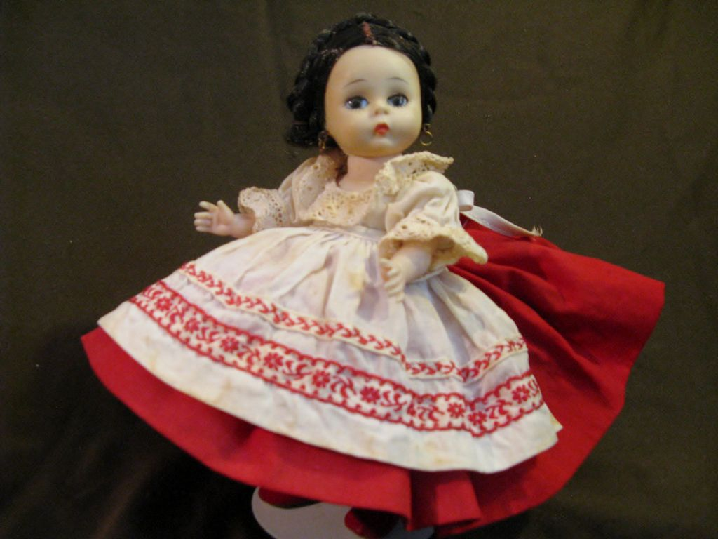 Madame alexander russian international collection doll for International collection