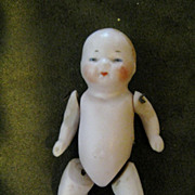 All Bisque German Baby Doll