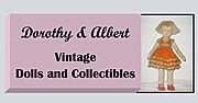 Dorothy & Albert Vintage Dolls and Collectibles